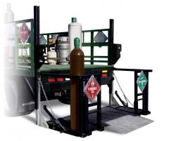 Medium RailTrac Gas Bottle Liftgate
