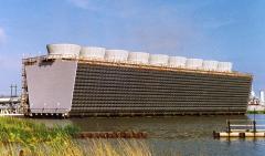Marley Crossflow Field Erected - Cooling Towers