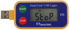 DeltaTRAK's FlashLink USB In-Transit Data Loggers
