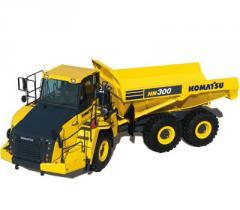 Komatsu Trucks HM300-3