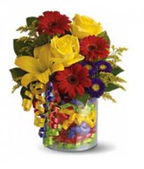 Teleflora Birthday Bouquet