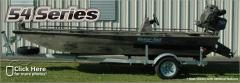 Xtreme 54 Series Boat