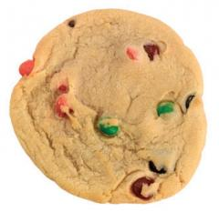 3 oz. Mmm…Candy Cookie