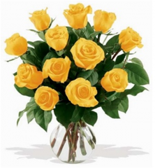 TF-RO-03 Yellow Roses