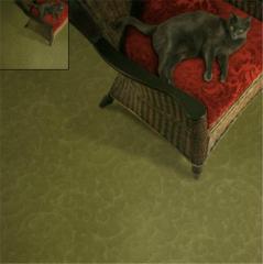 Side By Side Evans Black Carpet