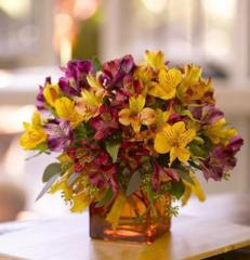 Autumn Alstroemeria Bouquet