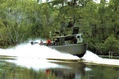Swiftships 45 Foot Riverine Patrol Craft