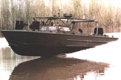 Swiftships 35 Foot Riverine Assault Craft