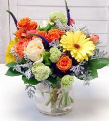Blossoms of Joy Bouquet