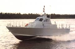 Swiftships 38 Foot Patrol Boat Model 38PB1098