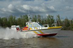 Swiftships 46 Foot Security & Patrol Boat