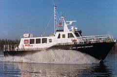 Swiftships 65 Foot Hydrographic Survey Vessel