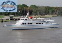130' x 26' M/V Big E Passenger Boat