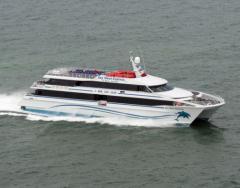 170' x 38' Key West Express Catamaran