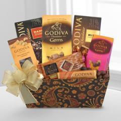 Glorious Fall Godiva® Gift Box