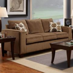 Three Seat Stationary Sofa