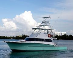 Newton 53' Sport Fish Boat