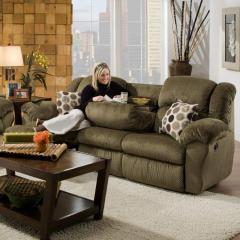 92.5 Inch Reclining Sofa