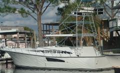 Newton 46' Sport Fish Boat