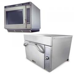 High Speed Microwave and Combination Ovens