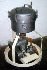 Sparkler Model 14-D-4 Filter Press
