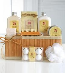 Sweet Pea Natural Serenity Spa Gift H151