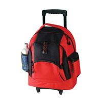 Pull Rolling School Backpack