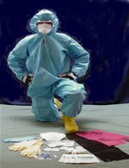 Level III Pandemic PPE Kit,  #MPAV3