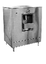 Sanitary, Automatic Ice Dispensers