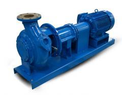 Horizontal One Stage Solids Handling Pump