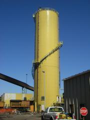 Limestone Storage & FGD Applications
