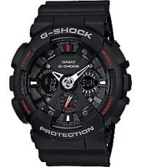 G-Shock GA120-1A Classic Black Watch