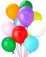 Colorful Latex Balloons