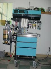 Narcomed Refurbished Anesthesia Units  