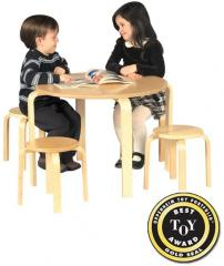 Nordic Nordic Table And Chairs Set