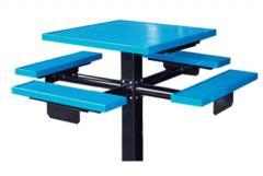 Pedestal Picnic Tables