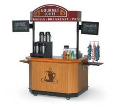 Portable Coffee Carts