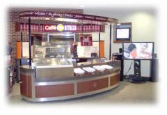 Coffee Kiosks