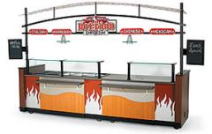 Portable Food and Beverage Carts
