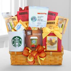 Give Thanks with Starbucks® Gift Set WGS638
