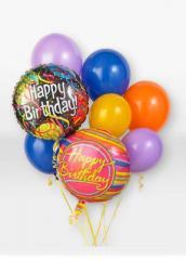 Birthday Balloon Bouquet EO-6033