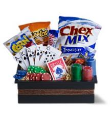 Poker Night Gift Set