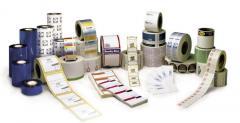 Custom Blank and Preprinted Labels
