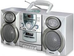 COBY Mini Hi-fi CD/Stereo Cassette Player/ AM/FM