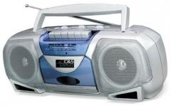 Coby Portable AM/FM Stereo Cassette