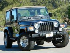Car 1999 Jeep Wrangler Sahara
