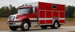 Medium Rescue Truck