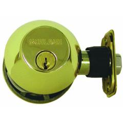 Double-Cylinder Maximum Security Deadbolt