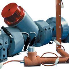 Modular Gas Line Heaters