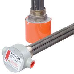 WATROD™ and FIREBAR® Screw Plug Immersion Heaters